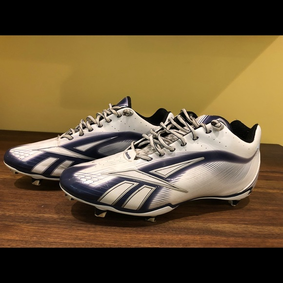 0eecd32b3aac Reebok Shoes | Nfl Burner Speed Football Cleats Mens 11 | Poshmark